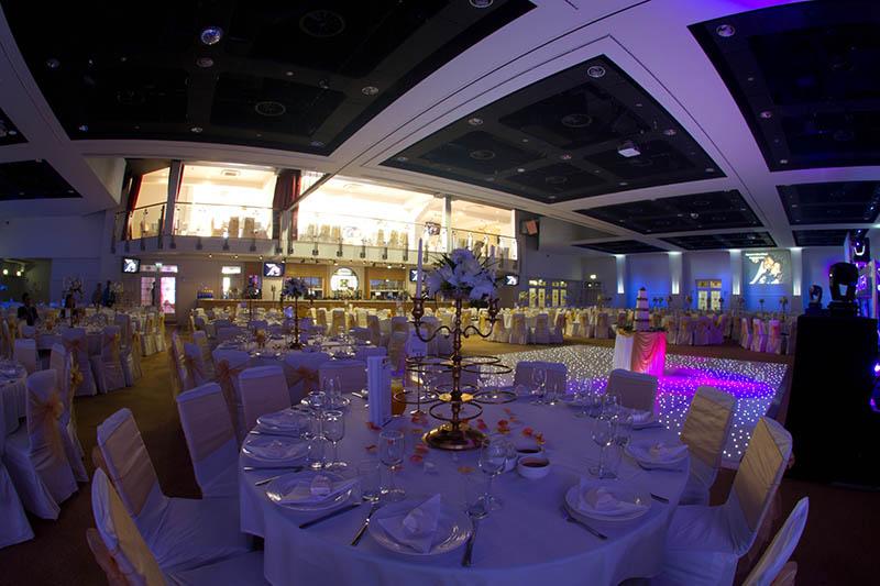 Villa Park Asian Wedding