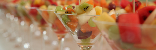 canape fruit