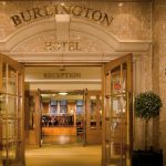 burlington-entrance