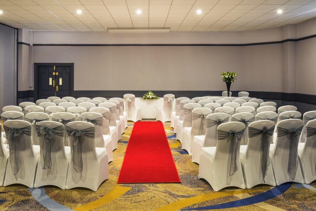 Danetre Wedding Set Up
