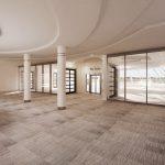 The Sky Suite - Reception Area
