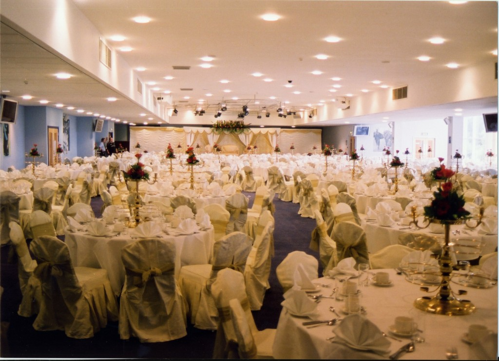 Leicester city football club for Unique places to have a wedding